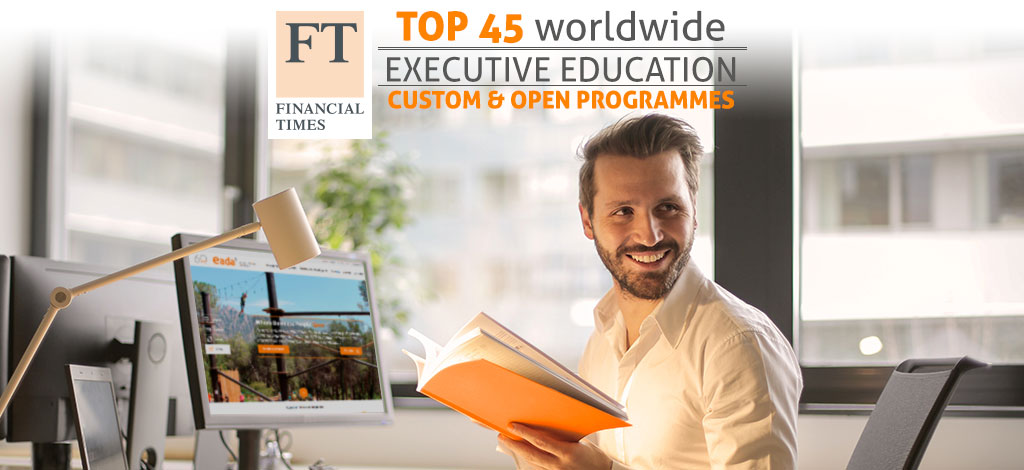 FT Executive Education Ranking May 2018