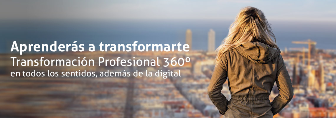 Executive MBA: Transformació professional