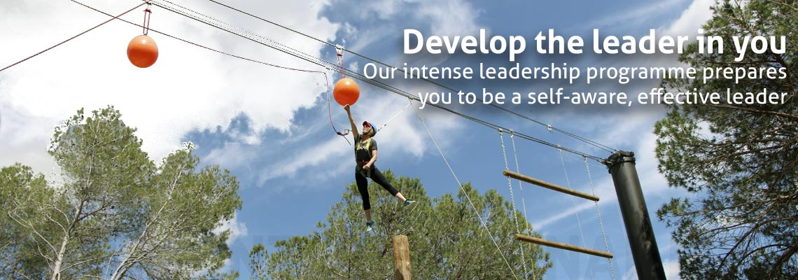 MBA - Develop the leader in you