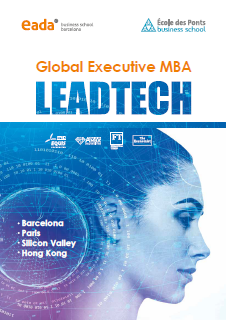 Global Executive MBA | LeadTech - Brochure Image