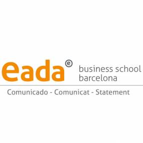 EADA Business School - Comunicado