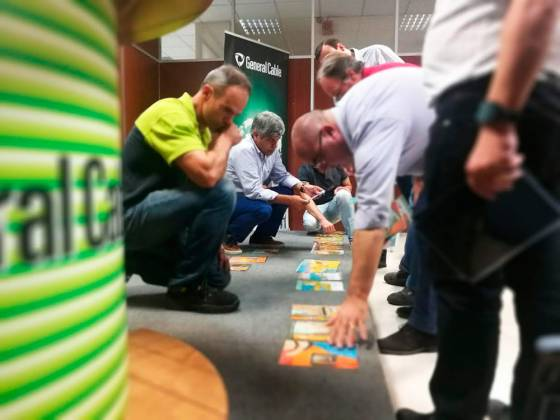 EADA trains the General Cable professionals in Europe