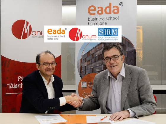 Agreement with SHRM