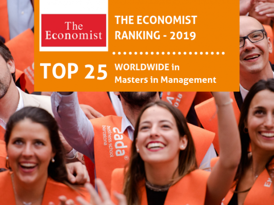 The Economist Ranking