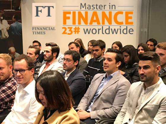 Best Masters in Finance of 2017